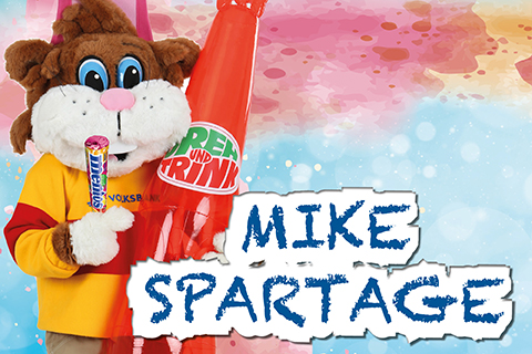 MIKE Spartage